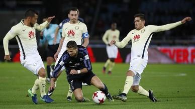 El Madrid arriba a la final del Mundial de Clubs amb gols de Benzema i Ronaldo