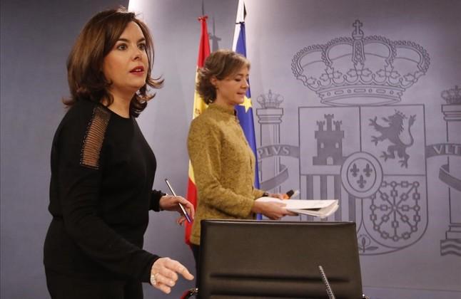 El Gobierno, el PP y C's arremeten contra el PSOE por ceder senadores a ERC y DL