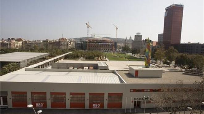 Escarp anirà a judici pel trasllat del quarter central dels bombers de Barcelona