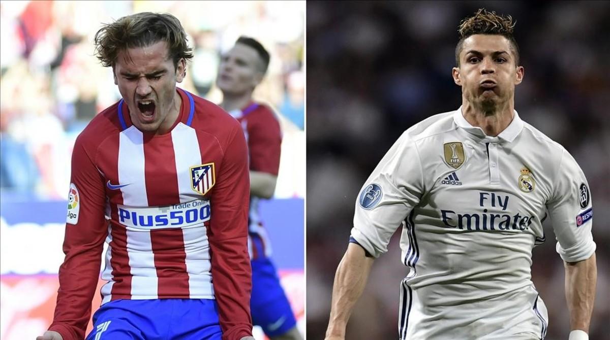 Horari i on veure per TV l'Atlètic-Reial Madrid de Champions