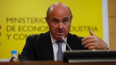 Guindos reprèn la privatització d'un altre 7% de Bankia