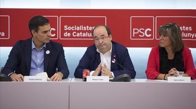 Núria Marín substituirà Núria Parlon a l'executiva del PSOE