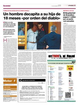 El hospital asil de granollers pagar 1 mill n por un for Juzgados de granollers