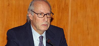 Miguel Boyer, en una imagen del 2003.