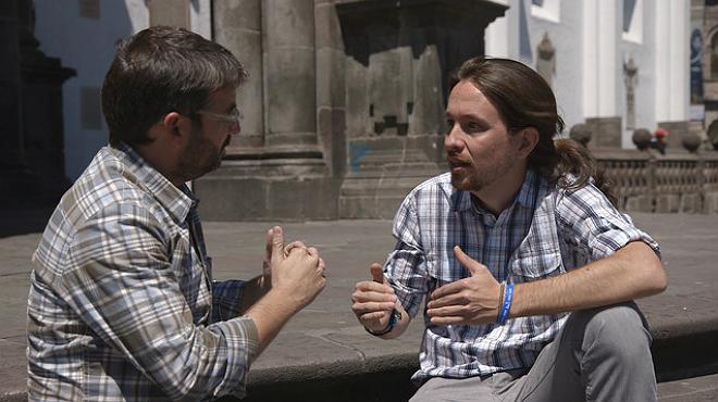 Jordi �vole critica en Twitter el tratamiento de Antena 3 a la entrevista a Pablo Iglesias en 'Salvados'.