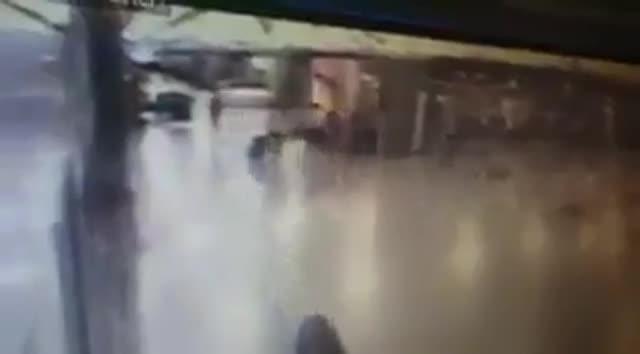 V�deo del atentado de Estambul