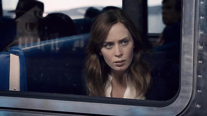 Estrenos de la semana. Tráiler de La chica del tren. ( 2016)