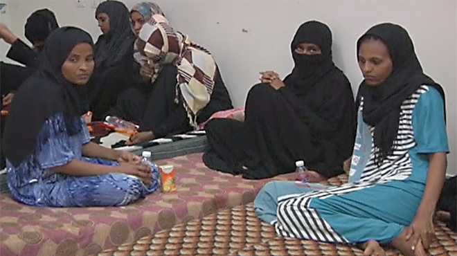 Liberadas en Libia un grupo de adolescentes secuestradas por el ISIS