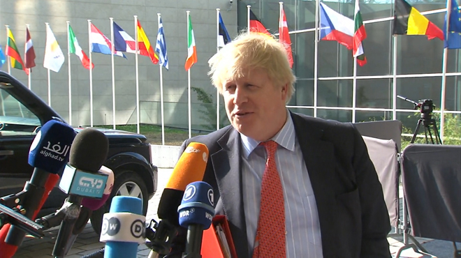 Boris Johnson assegura que Gibraltar no està en venda