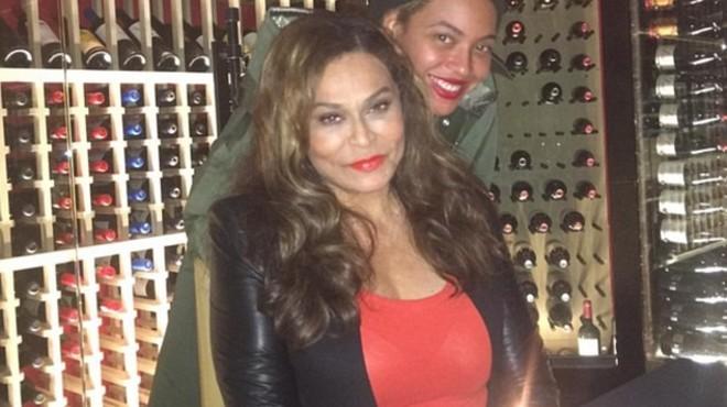 Beyoncé celebra els 62 anys de la seva mare