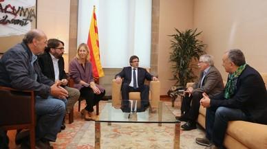 Els sindicats reclamen a la Generalitat apujar l'IRPF als que guanyen més de 60.000 euros a l'any