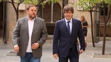 La Generalitat manté el full de ruta sobiranista però evita parlar de desobediència