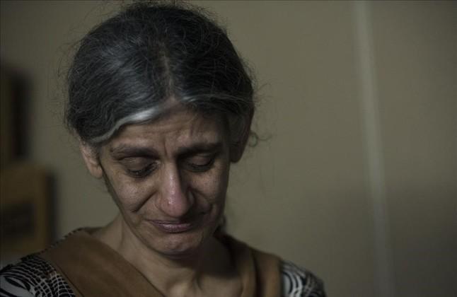 """""""El Estado Islámico me arrancó a Cristina de mis brazos"""""""
