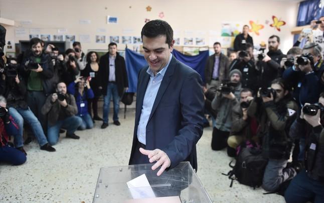 Elecciones en Grecia 2015. La jornada electoral al detalle
