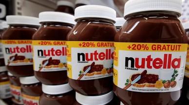 El fabricante de Nutella defiende el aceite de palma empleado en la elaboración