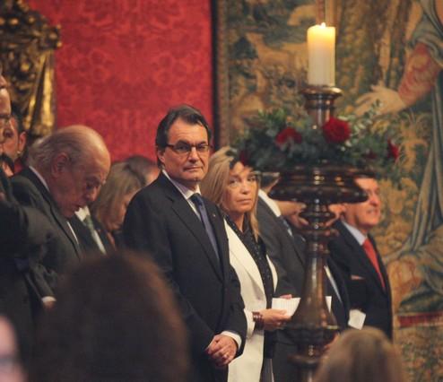 Mas llama a la unidad de los catalanes por el derecho a decidir