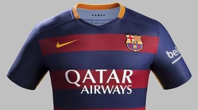 Els Emirats Àrabs castiguen amb presó qui llueixi Qatar a la samarreta del Barça