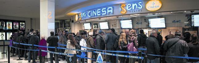 La guerra de las entradas for Yelmo cines barcelona