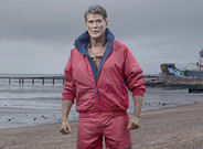 David Hasselhoff, en la serie 'Hoff the record'.