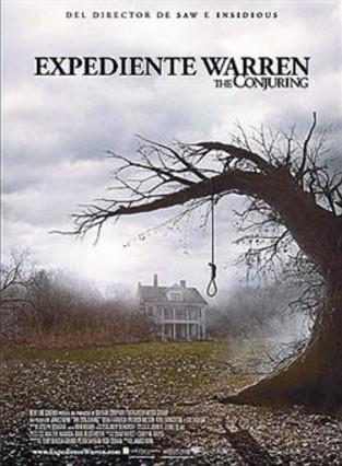 Expediente Warren Palmadas de miedo