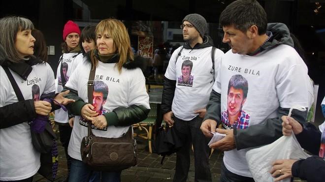 El cadàver trobat a Anvers és el de Hodei Egiluz, desaparegut fa 2 anys