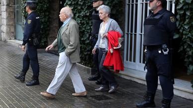 La família Pujol es querellarà contra dos caps d'Interior a Andorra