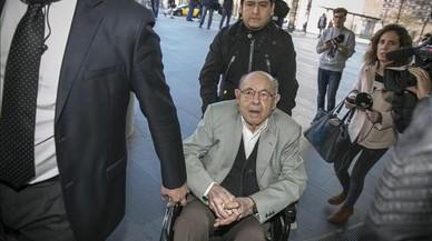 """Un testigo del 'caso Palau': """"En una caja de seguridad de Millet había 1,5 millones en billetes de 500 bien ordenados"""""""