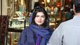 La iraniana empresonada per voler veure un partit de vòlei masculí inicia una vaga de fam
