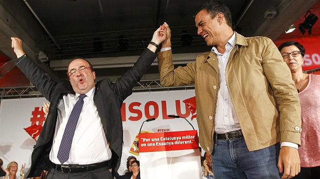 Miquel Iceta estrena llista de Spotify per animar la campanya electoral