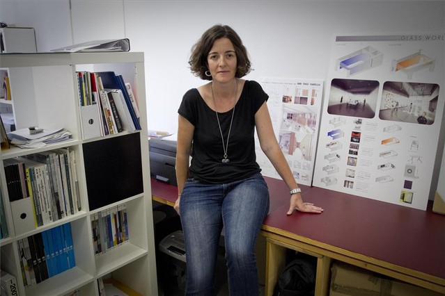 Isabel monterde igualdad oportunidades no la mide una nota - Despachos de arquitectura en barcelona ...