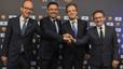 El Barça y Caixabank renuevan su acuerdo por cuatro años más