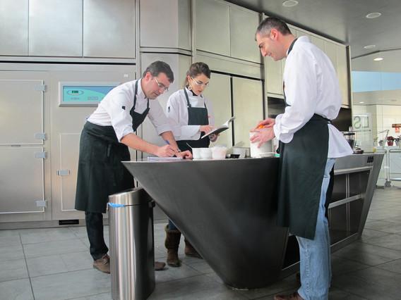 Viaje a la cocina medieval
