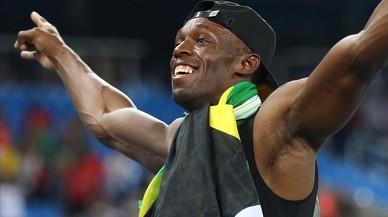 """Bolt: """"Sóc el més gran"""""""