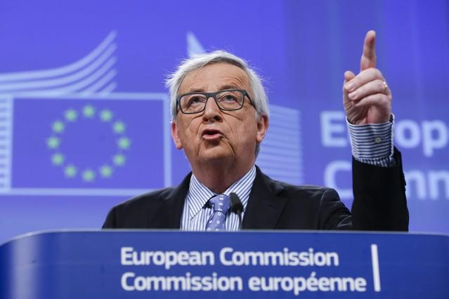 Un pesimista Juncker alerta de una UE en peligro