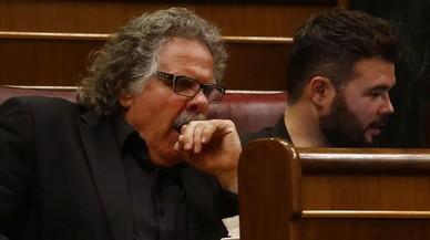 "Tardà acusa de ""mentider"" i ""trampós"" Pedro Sánchez"