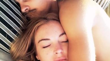 Lindsay Lohan acusa el seu promès milionari d'estrangular-la
