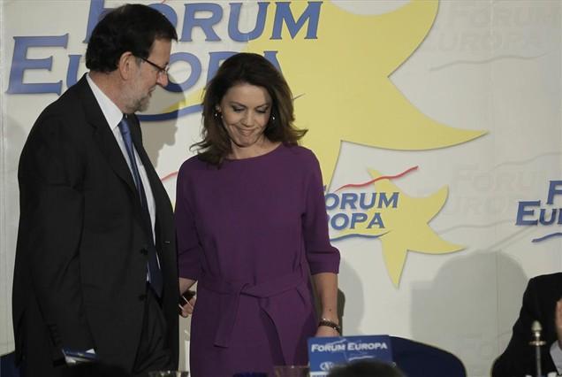 Barones del PP denuncian la falta de explicaciones en el 'caso B�rcenas'