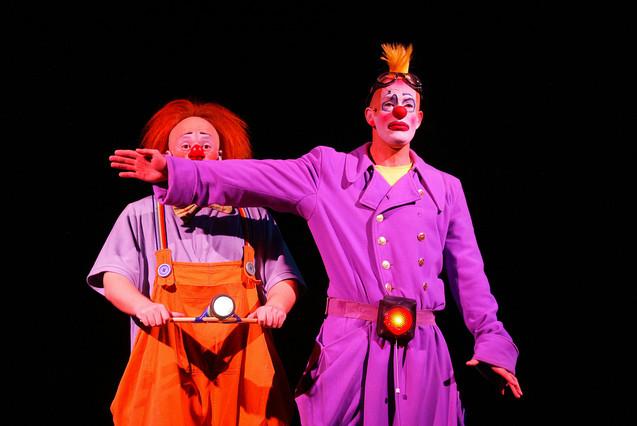 Pasen y vean...El Cirque du Soleil