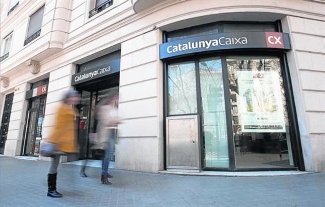 Catalunyacaixa ficha a directivos del bbva para preparar for Oficines catalunya caixa