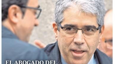 Excessos, excuses, presa de pèl, burla... 'El País', 'Abc' i 'La Razón' sentencien Homs