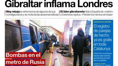 De l'atemptat del metro de Rússia a Londres, Panamà i altres amagatalls de pirates financers