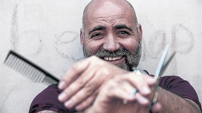Juan Cansado: «Li porto el cap a Miguel Ángel Silvestre»