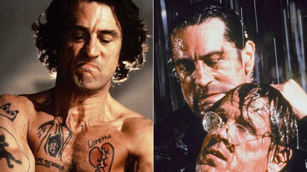 El falso robert de niro catal n da el salto al cine - Robert de niro el cabo del miedo ...