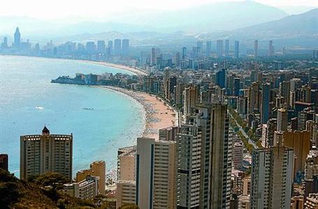 Catalunya encapçala la saturació urbanística de la costa espanyola