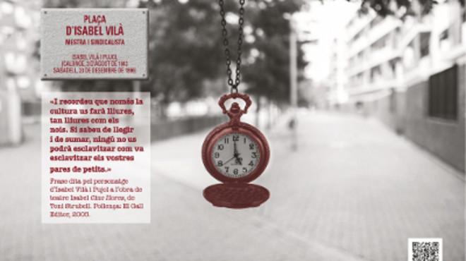 Sabadell da protagonismo a la mujer en su calendario institucional para 2016.