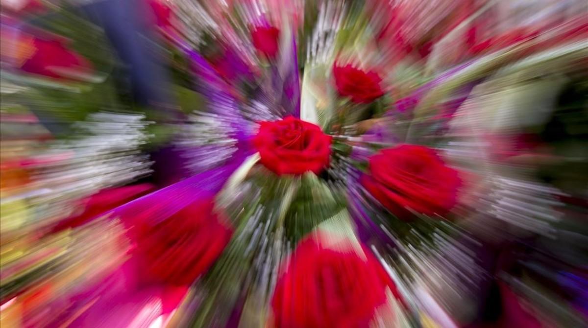 Sóc soltera i per Sant Jordi no em cal cap rosa
