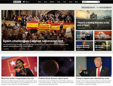 La prensa internacional destaca el choque inevitable entre Mas y el Gobierno de Rajoy