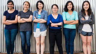 Seis ingenieras desarrollan en solo 15 horas un traductor simultáneo de texto a braille