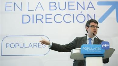 Álvaro Nadal, de l'ombra de Rajoy a la primera línia