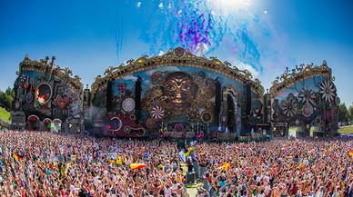 Santa Coloma se convertirá en sede mundial de la música electrónica con Tomorrowland el 29 de julio